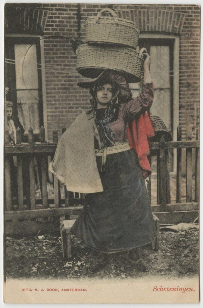 Vrouwen op Scheveningen: het vooronderzoek